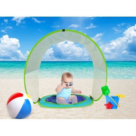 GigaTent Baby Beach Tent for Toddlers and Tots