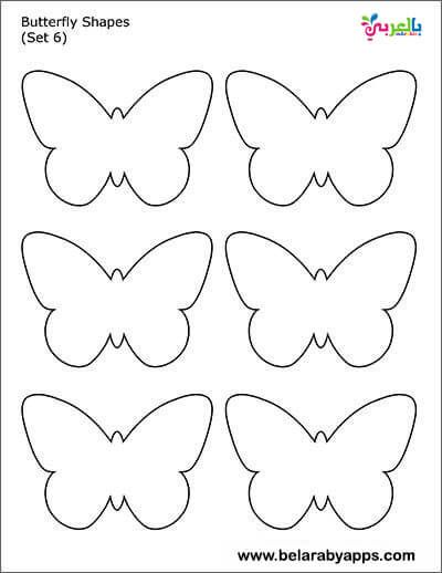 Butterfly Cut Out Template from i.pinimg.com