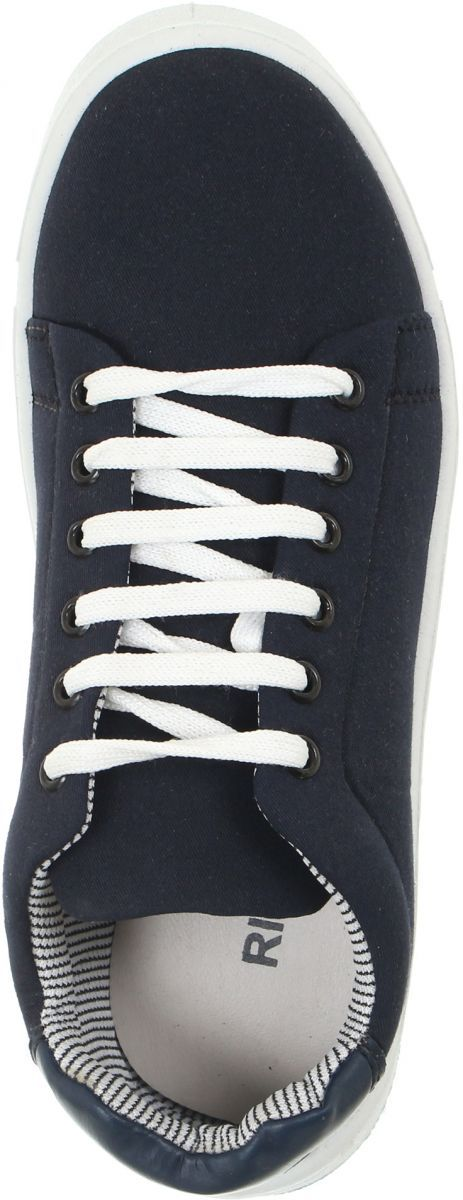 Rimini 99960 03 Lace Up Sneakers For Men Navy Mens Casual Shoes Casual Shoes Casual Dress Shoes