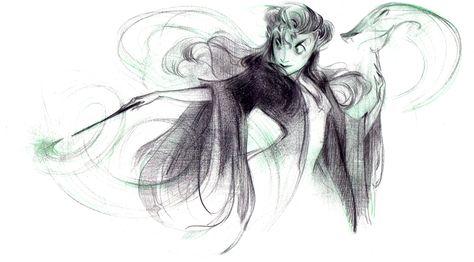 by Junyi Wu  it's Bellatrix Lestrange