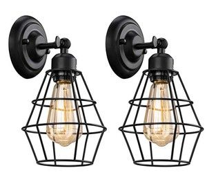 Design Trends For 2020 Dimples And Tangles In 2020 Industrial Wall Sconce Farmhouse Wall Lighting Wall Lights