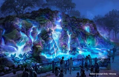New Details Name And Concept Art For Fantasy Springs Expansion
