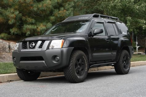 """How-to: Official """"Stealth Rims"""" Thread - Second Generation Nissan Xterra Forums"""