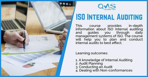 ISO Internal Auditing