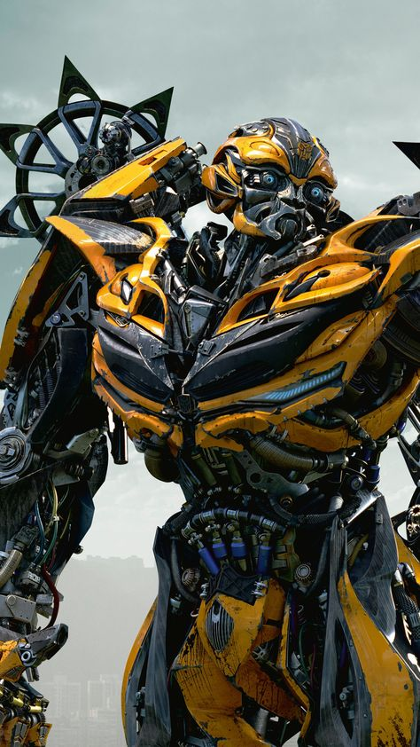 Transformers The Last Knight Mobile Hd Wallpaper Transformers Age Transformers Age Of Extinction Transformers Bumblebee