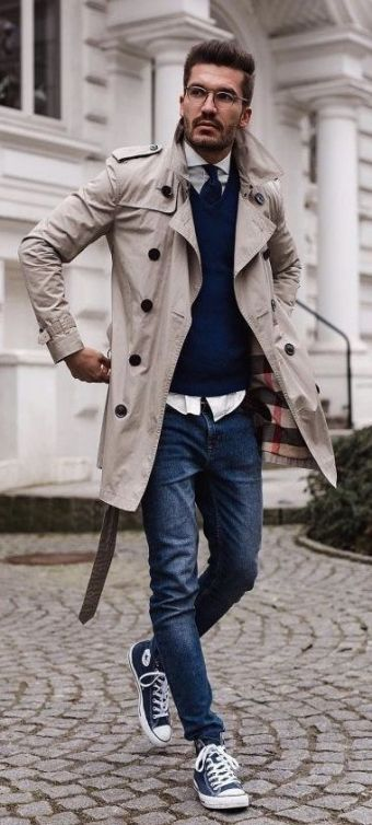 33 Best Converse High Top images   Mens outfits, Mens