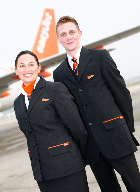 EasyJet Flight Attendant Uniforms Pinterest Flight attendant - air canada flight attendant sample resume