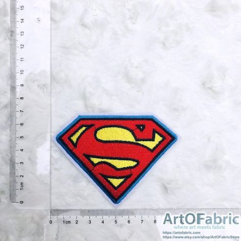Super Hero Patch, Super Man Patch, Super Hero Pin Sewing Patch