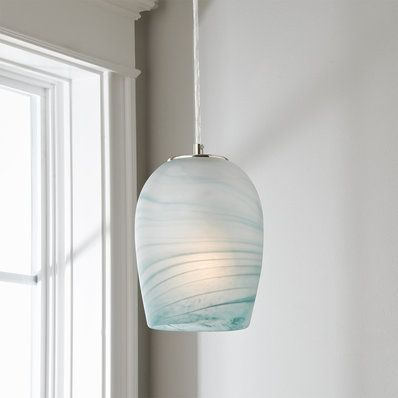 sand frost glass pendant light glass