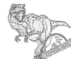 Jurassic Park Dinosaur Coloring Pages Dinosaur Coloring Coloring Pages