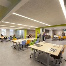 Classroom Interior Design Ideas - Home is Best Place to Return