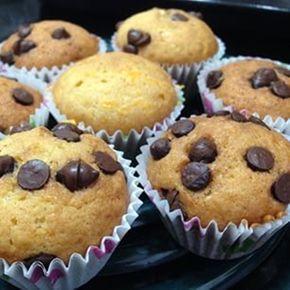 Resep Kue Muffin Vanila Chocochips Dan Cara Membuat Vanilla Muffin Praktis Serta Olahan Resep Muffin Aneka Rasa Serta Resep Muffin Resep Kue Kue Lezat Makanan
