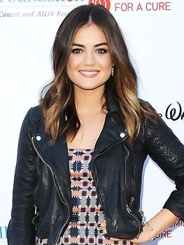 Lucy Hale at the 2014 T.J. Martell Foundation Family Day in Studio CIty  Novemb