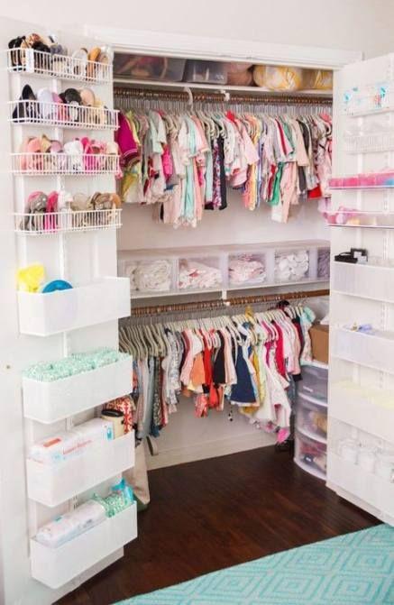 Super Toddler Shoe Storage Diy Ideas 53 Ideas Diy Storage Baby Room Organization Toddler Closet Organization Nursery Closet Organization