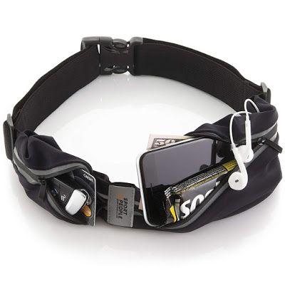 Road Trip Warrior Sport Waist Pack Fanny Pack Adjustable For Run