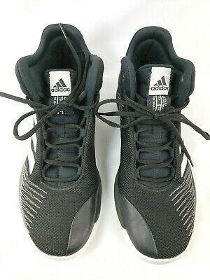 Mendicidad piel ladrón  Adidas CloudFoam High Top Basketball Shoes Mens Sz 10.5... | High top  basketball shoes, Youth basketball shoes, Basketball shoes