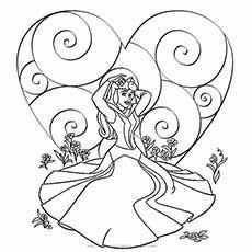 50 Valentine Day Coloring Pages For Kids Free Coloring Pages 2019 Disney Princess Coloring Pages Valentines Day Coloring Page Valentine Coloring Pages