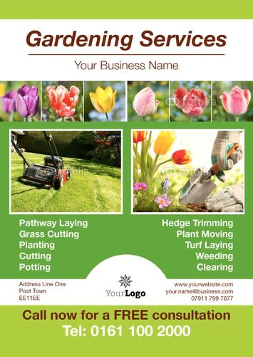 Related Image With Images Garden Services Lawn Care Business
