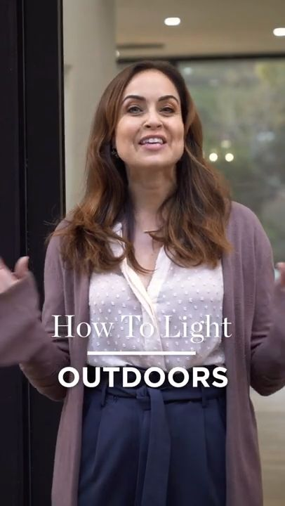 How to Light Your Outdoor Space - The Best Outdoor Lighting Tips from Lamps Plus