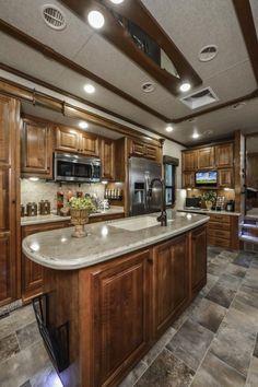 Landmark 365 Luxury 5th Wheel Towables Luxury Rv Living Luxury