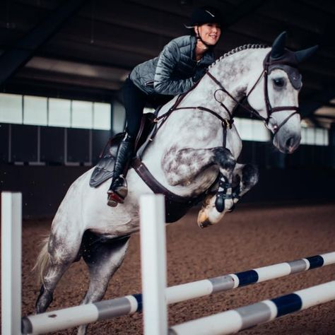 Equestrian Stockholm Steel Grey Jump Saddle Pad Equestrian Stockholm Steel Grey Jump Saddle Pad - Art Of Equitation Equestrian Boots, Equestrian Outfits, Equestrian Style, Riding Hats, Horse Riding, Riding Helmets, English Riding, Saddle Pads, Show Jumping