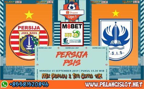 Indonesia - Shopee Liga 1 Persija Jakarta VS PSIS