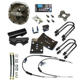 Know Where 2jeep Complete Ford 8 8 Install Kit For 97 01