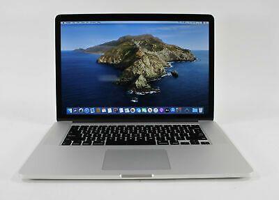 Loaded 2015 15 Apple Macbook Pro Retina 2 8 Ghz I7 512gb Ssd 16gb Ram Dual Gfx Macbook Pro Retina Apple Macbook Pro Retina Macbook Pro 15 Inch