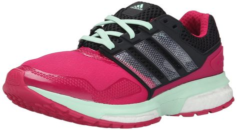 adidas Women's Response Boost 2 Techfit W Running Shoe