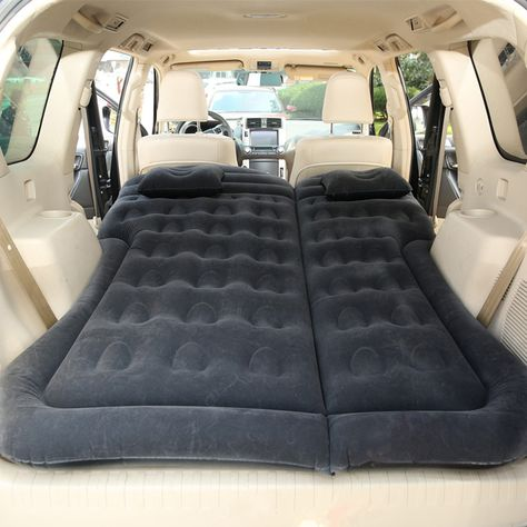 Camping Mattress, Air Mattress, Tent Camping Beds, Cute Car Accessories, Camping Accessories, Camping Glamping, Outdoor Camping, Van Camping, Camping Stuff