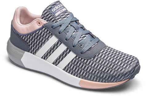 adidas NEO Cloudfoam Race Women's Leopard Print Sneakers in