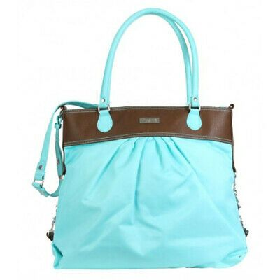 SOMEWHERE HAUTE Neoprene Tote Beach Diaper Work Travel Bag