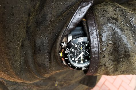 herrenmode Seiko Diver Solar #watch...