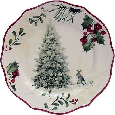 703bef2ac7f27354e0bc8e954bec9030 - Better Homes And Gardens Winter Forest Dishes