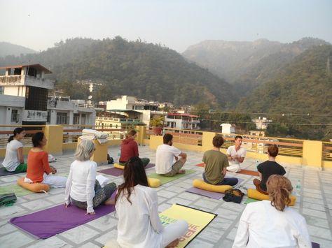 Une retraite de quinze jours dans un ashram en Inde