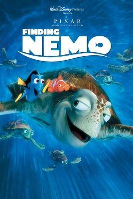 Finding Nemo 2003 Movie Poster Tshirt Mousepad