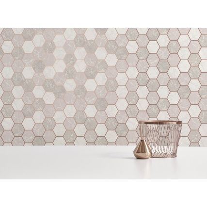 Metro Hex Marble Wallpaper Rose Gold Marble Wallpaper Rose Gold Wallpaper Rose Gold Marble
