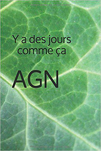 Y A Des Jours Comme Ca Amazon Fr Agn Livres Livres
