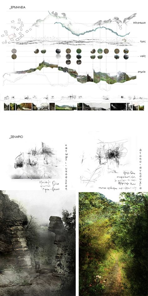Articles - STUDENTS PROJECTS - DESIGN PROJECTS - PROJECTS2015 - Towards to monastery of Raidiotissa