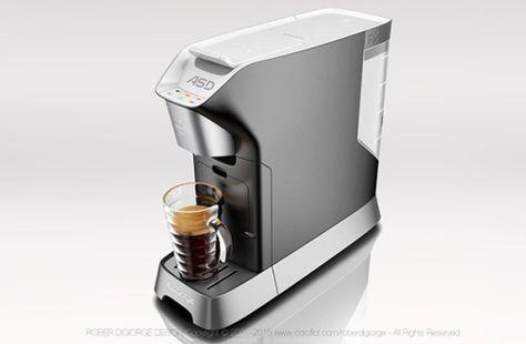 Plllus Coffee Machine Design Pod Coffee Makers Home