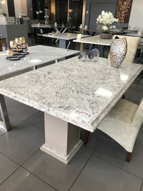 Quartz Dining Table In 2020 Dining Table Table Concrete Dining