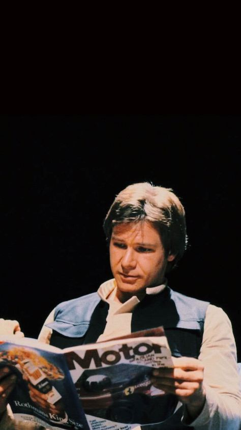 Han Solo iPhone wallpaper