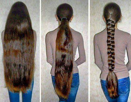My Segodnya Podgotovili Dlya Tebya Unikalnyj Sekret Krasivyh Volos Kotorym Polzovalis Eshe Nashi Babushki Esli U Long Hair Pictures Really Long Hair Hair Beauty