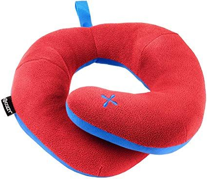 BCOZZY Kids Travel Pillow Supports