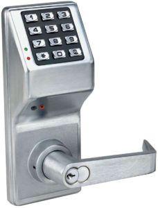 Exterior Keypad Door Locks