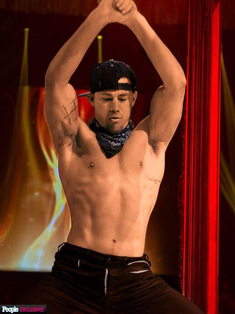 See Channing Tatum in Magic Mike XXL First Look (MORE Photos Added!) - Magic Mike, Movie News, Channing Tatum, Joe Manganiello, Matt Bomer : People.com