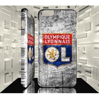 Coque iphone 5 olympique lyonnais