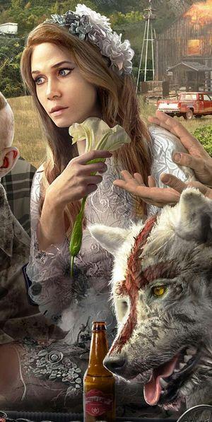 Bildresultat For Faith Seed Far Cry 5 Far Cry 5 Crying Far Cry 2