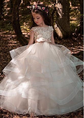 Discount Flower Girl Dresses,Plus Size Flower Girl Dresses Wholesale ...