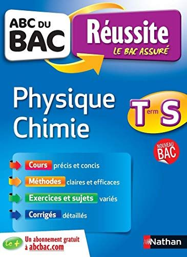 Free Download Abc Du Bac Russite Physique Chimie Term S Read Online Abc Du Bac Russite Physique Chimie Term S Download Pdf Ebook Abc Du Em 2020